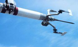 Gust probe. Photo