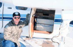 NOAA Rockwell International 500-S Shrike Commander. Photo