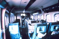Inside a Light Aircraft Photo