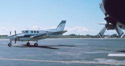 NOAA Beechcraft C90 Kingair Photo