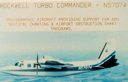 Rockwell Turbo Commander N57074 Photo