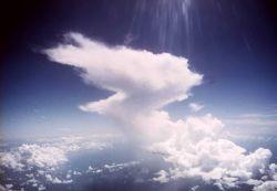 Cloudline Experiment -3. Photo