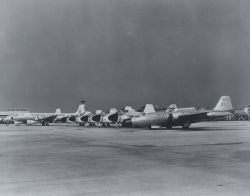 Airplanes Parked Photo