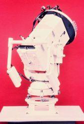 A modified BC-4 satellite triangulation camera used in the world-wide triangulation program Photo