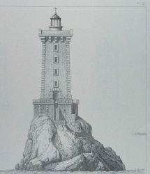 The Lighthouse at Triagoz Photo
