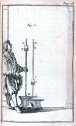 Figure 1 in: Traittez de barometres, thermometres, et notiometres, ou hygrometres, by Joachim d'Alence, d Photo