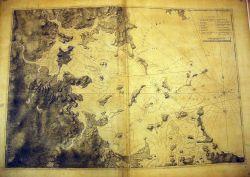 Chart of Boston Harbor in: