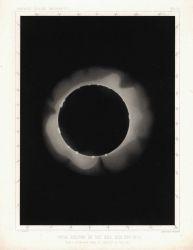 Astronomical Engravings Illustrating Solar Phenomena prepared at the Harvard Observatory under the direction of Joseph Winlock Photo