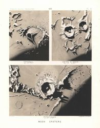 Moon Craters 1872 Photo