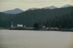 A scene on the Inside Passage Photo