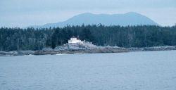 British Columbia lighthouse Photo