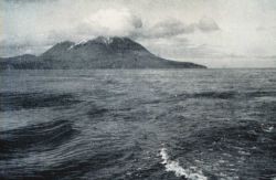Kagamil Island from the south. Photo