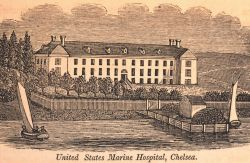 The United States Marine Hospital at Chelsea Photo