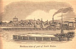 A northern view of South Boston Photo