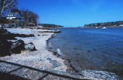 Views along the coast Photo