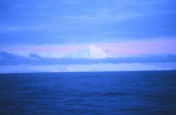 Alaska Coastline Photo