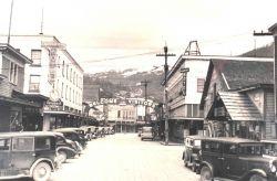 Mainstreet of Ketchikan Photo