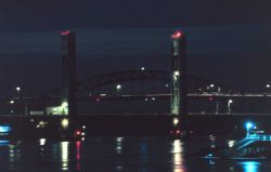 A Portsmouth Harbor Bridge. Photo