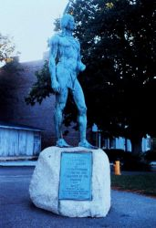 Massasoit, protector and preserver of the Pilgrims Photo