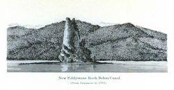 New Eddystone Rock, Behm Canal Photo