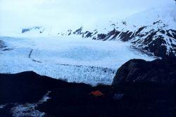 Portage Glacier area Photo