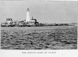 The Boston Light of Today (1917) Photo