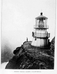 Point Reyes Light, California Photo
