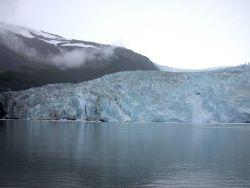 Aialik Glacier in Kenai Fjords. Photo