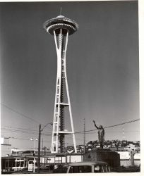 The Space Needle. Photo