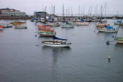 The harbor at Fisherman's Wharf, Monterey Photo