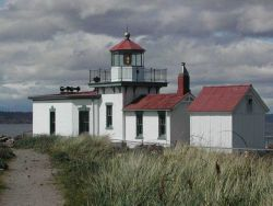 West Point Lighthouse Photo
