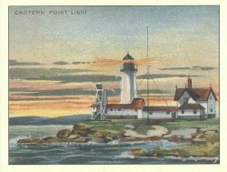 Eastern Point Light Photo