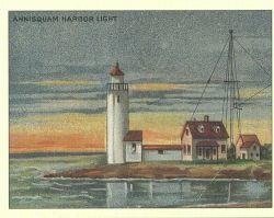 Annisquam Harbor Light Photo