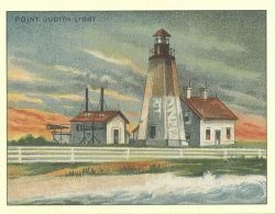 Point Judith Light Photo