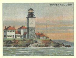 Beaver Tail Light Photo
