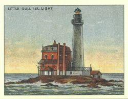 Little Gull Island Light Photo