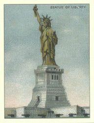 Statue of Liberty Light Photo