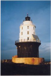 Harbor of Refuge Lighthouse Photo