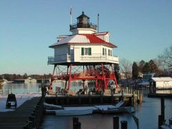 Drum Point Lighthouse Photo
