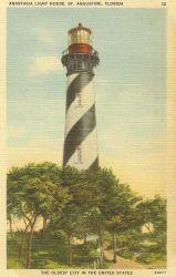 Anastasia Lighthouse Photo