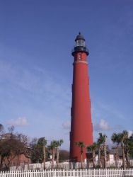 Ponce Inlet Lighthouse Photo