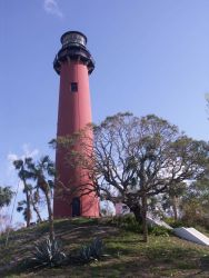 Jupiter Inlet Lighthouse Photo