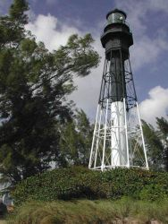 Hillsborough Inlet Lighthouse Photo