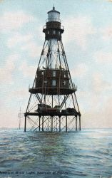 American Shoal Light Photo