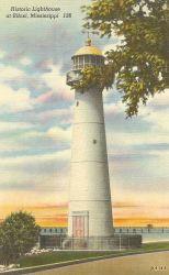 Biloxi Lighthouse Photo