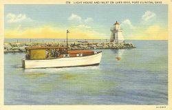 Port Clinton Lighthouse Photo