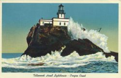 Tillamook Head Lighthouse Photo