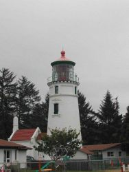 Umpqua River Lighthouse Photo
