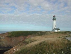 Yaquina Lighthouse Photo