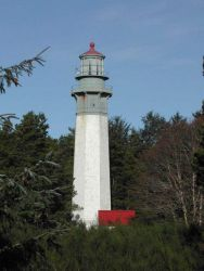 Grays Harbor Lighthouse Photo